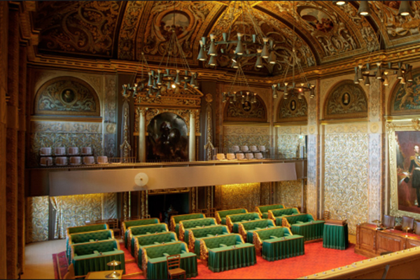 Omgevingswet door Eerste Kamer Nieuws SAB
