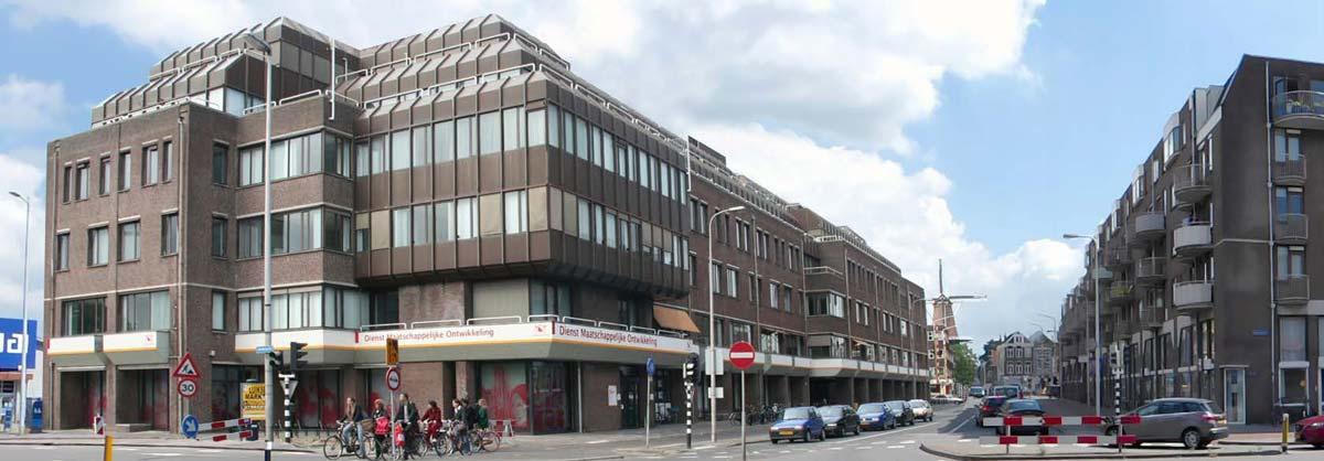 SAB Kaatstraat Utrecht transformatie