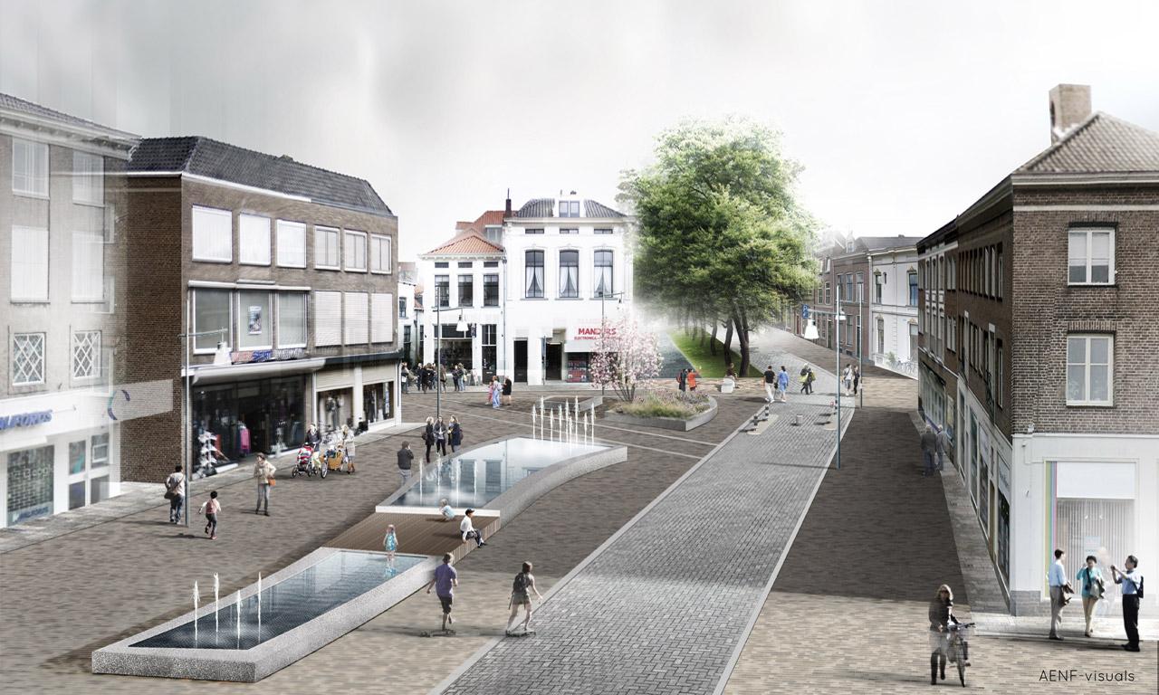 Stadsdiagonaal, Zutphen