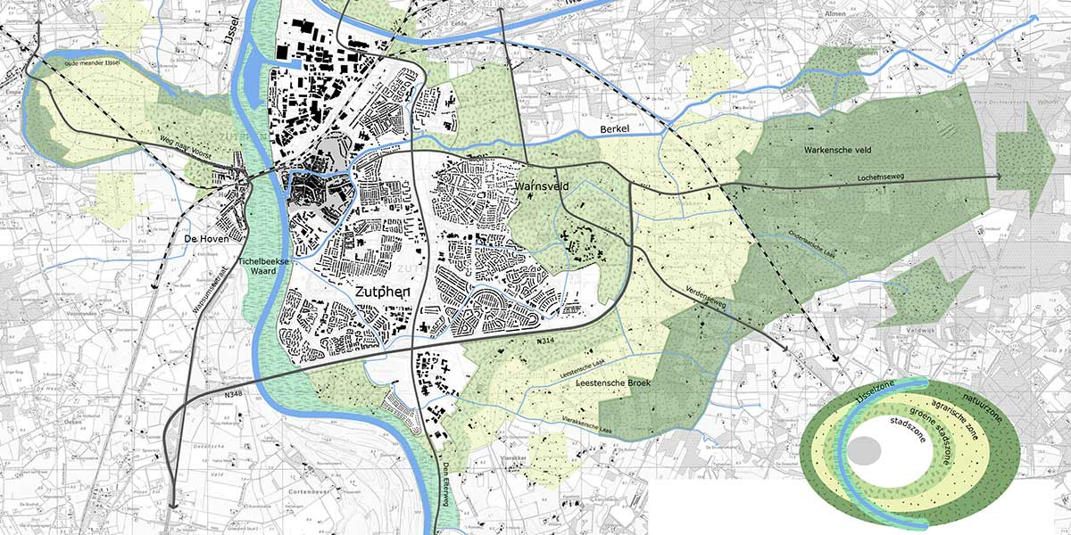 Gebiedsvisie landelijk gebied Zutphen