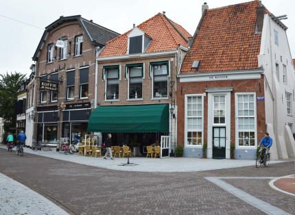 stadsdiagonaal Zutphen pelikaanstraat