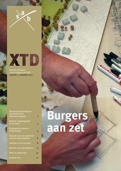 XTD: Burgers aan zet