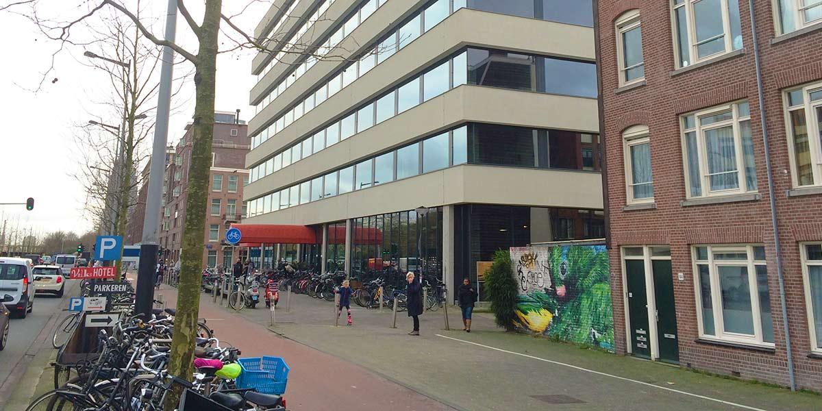 Bestemmingsplan Volkshotel Amsterdam