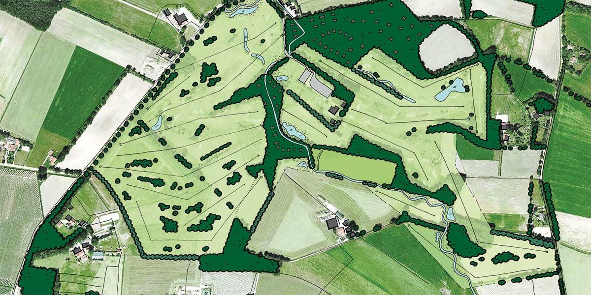Uitbreiding golfbaan De Voortwisch Winterswijk