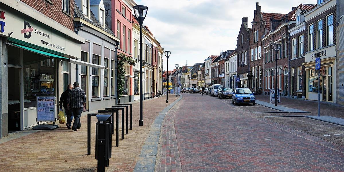Herinrichting Laarstraat Zutphen