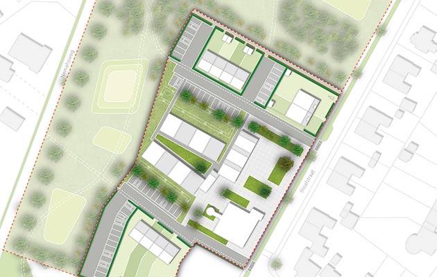 Saronix Doetinchem stedenbouwkundig plan