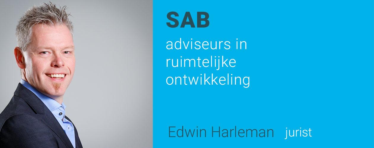 SAB Blog Edwin Harleman