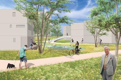 Stedenbouwkundig plan Slotgraven