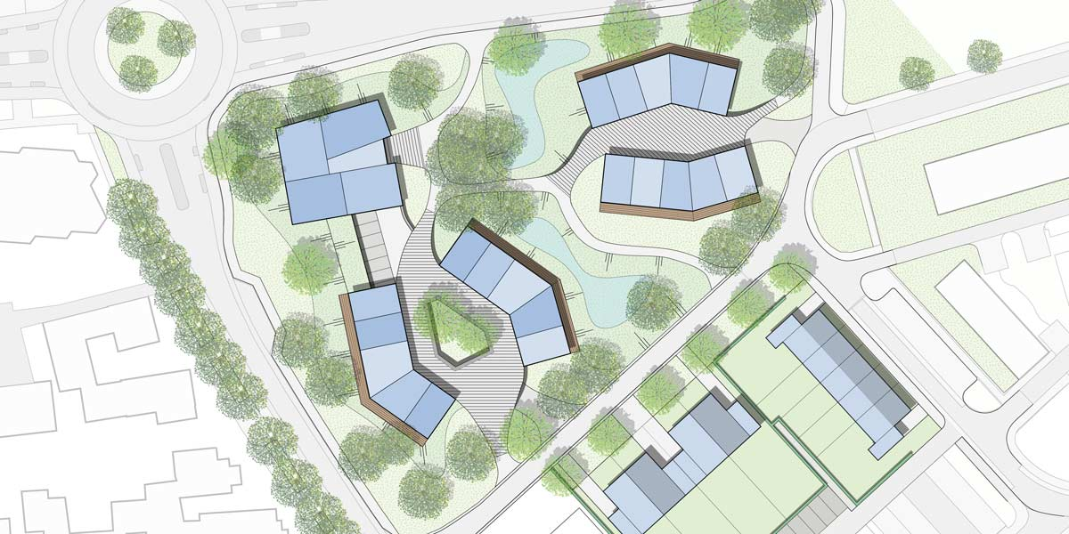 Stedenbouwkundig plan Slotgraven Hardenberg