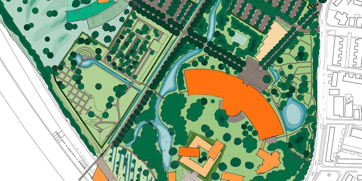 Masterplan Larenstein Velp