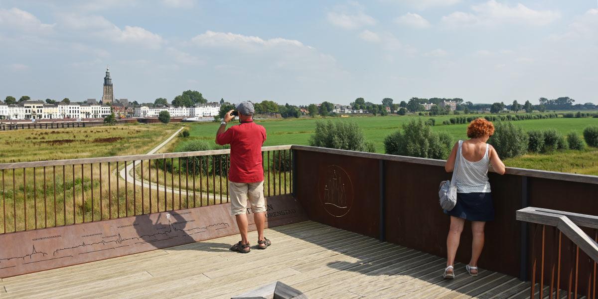 SAB Tichelbeeksewaard Zutphen Stadsbalkon