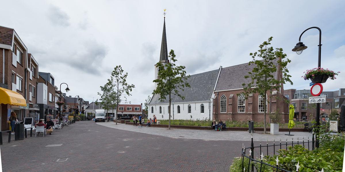Dorpsplein, Noordwijkerhout