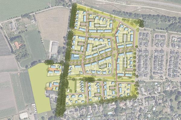 Stedenbouwkundig plan Doonheide II in Gemert